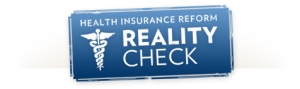 Health Care Reality Check symbol